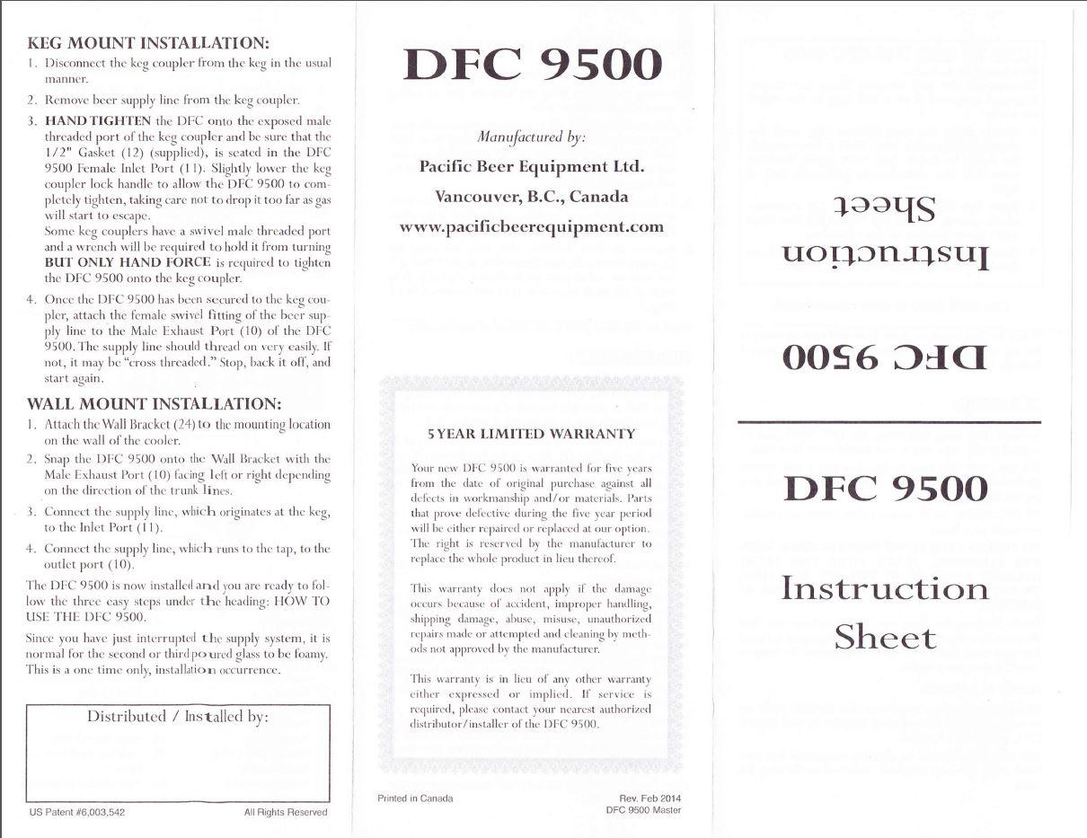 KPBE Instructions